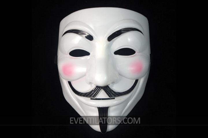 V For Vendetta Face Mask