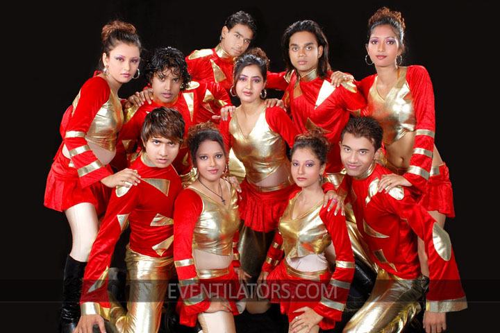 AASMA Dance Troupe - Bollywood