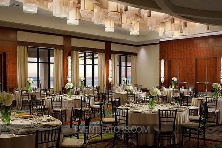 Grand Crystal Ballroom At JW Marriott