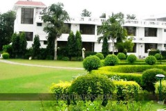 LAWN AT HOTEL CLARK GREENS AT IGI Airport